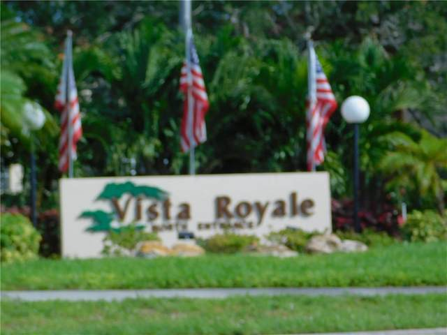 98 Spring Lake Drive #103, Vero Beach, FL 32962 (MLS #239873) :: Team Provancher | Dale Sorensen Real Estate