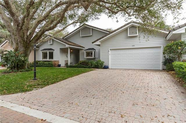 110 Chinaberry Lane, Vero Beach, FL 32963 (MLS #239874) :: Team Provancher | Dale Sorensen Real Estate