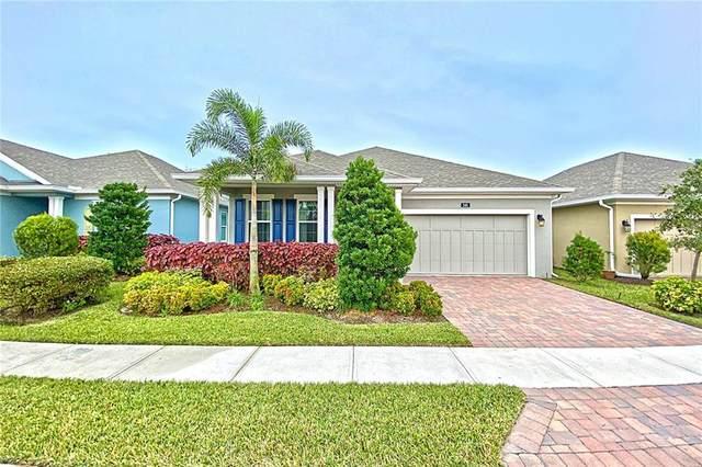341 Sandcrest Circle, Sebastian, FL 32958 (MLS #239907) :: Team Provancher   Dale Sorensen Real Estate