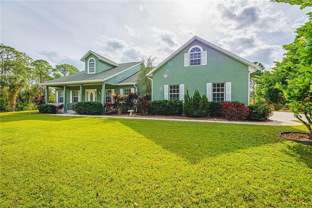 2295 Cypress Lake Drive, Grant Valkaria, FL 32949 (MLS #239908) :: Team Provancher   Dale Sorensen Real Estate