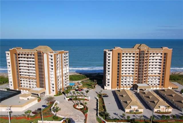 4160 N Hwy A1a 1201 A #1201, Fort Pierce, FL 34949 (MLS #239929) :: Billero & Billero Properties