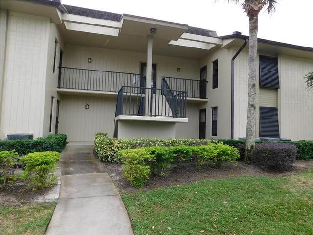47 Plantation Drive #103, Vero Beach, FL 32966 (MLS #239933) :: Team Provancher | Dale Sorensen Real Estate