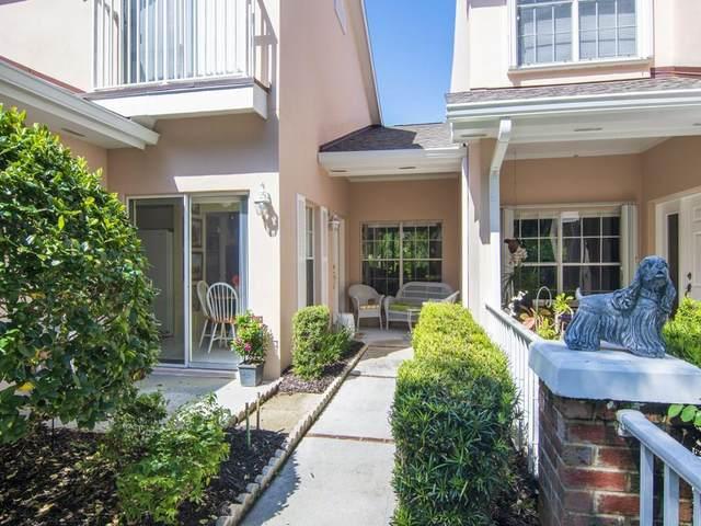 214 Park Shores Circle 214D, Indian River Shores, FL 32963 (MLS #239934) :: Billero & Billero Properties