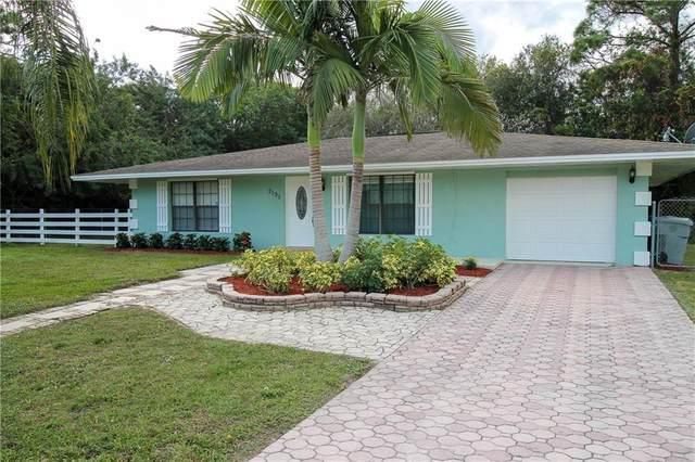 2195 88th Avenue, Vero Beach, FL 32966 (MLS #239938) :: Team Provancher | Dale Sorensen Real Estate