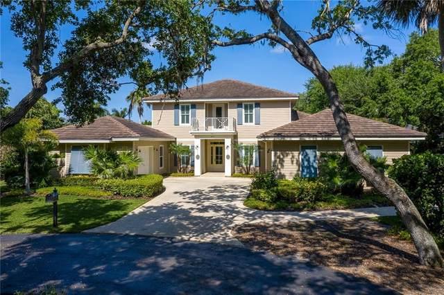 691 N Tomahawk Trail, Indian River Shores, FL 32963 (MLS #239950) :: Team Provancher | Dale Sorensen Real Estate