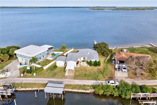 6040 N Island Harbor Road, Sebastian, FL 32958 (MLS #239952) :: Billero & Billero Properties