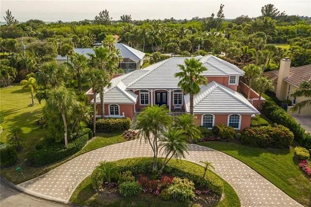 2245 Seaside Street, Vero Beach, FL 32963 (MLS #239954) :: Team Provancher | Dale Sorensen Real Estate