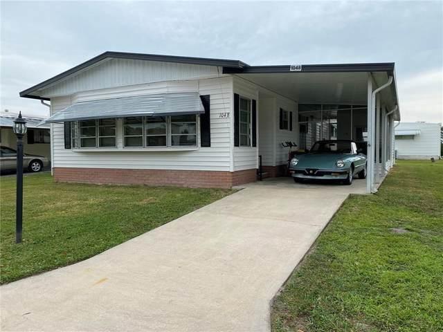 1048 Thrush Circle, Barefoot Bay, FL 32976 (MLS #239957) :: Team Provancher | Dale Sorensen Real Estate