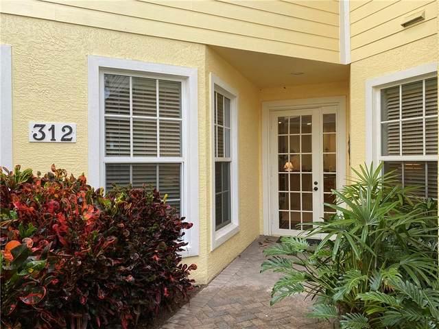 2360 Water Oak Court #312, Vero Beach, FL 32962 (MLS #239966) :: Team Provancher | Dale Sorensen Real Estate