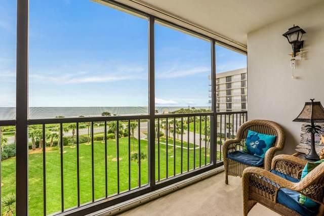 5061 N Highway A1a #503, Hutchinson Island, FL 34949 (MLS #239987) :: Team Provancher | Dale Sorensen Real Estate