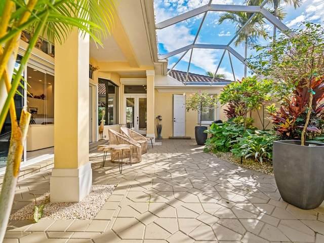 5405 Sol Rue Circle, Vero Beach, FL 32967 (MLS #240000) :: Billero & Billero Properties