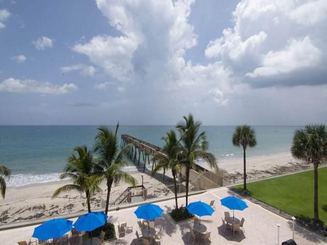 4800 Highway A1a #415, Vero Beach, FL 32963 (MLS #240006) :: Team Provancher   Dale Sorensen Real Estate