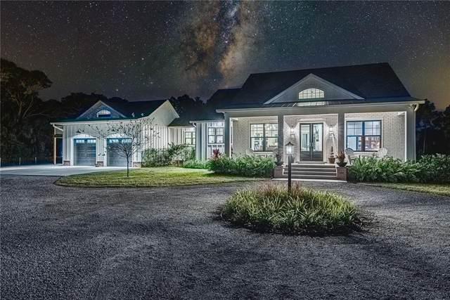 3355 Grant Road, Grant Valkaria, FL 32949 (MLS #240064) :: Team Provancher | Dale Sorensen Real Estate