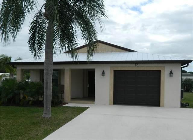 196 Mediterranean North Boulevard, Port Saint Lucie, FL 34952 (MLS #240080) :: Team Provancher | Dale Sorensen Real Estate