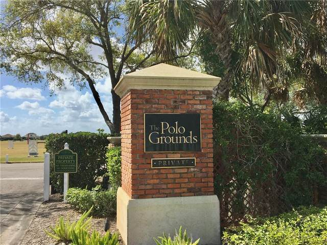 7623 S Polo Grounds Lane, Vero Beach, FL 32966 (MLS #240083) :: Team Provancher | Dale Sorensen Real Estate