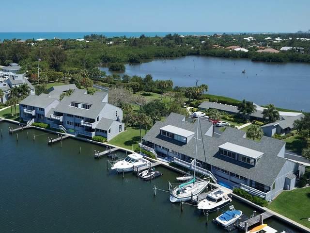 404 Spyglass Lane #404, Vero Beach, FL 32963 (MLS #240084) :: Billero & Billero Properties