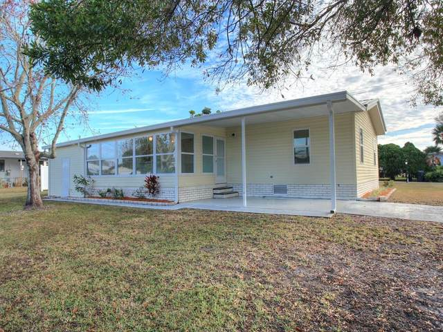 805 Draco Drive, Barefoot Bay, FL 32976 (MLS #240087) :: Billero & Billero Properties