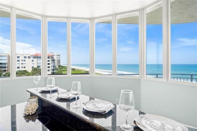601 N Miramar Avenue #314, Indialantic, FL 32903 (MLS #240100) :: Billero & Billero Properties
