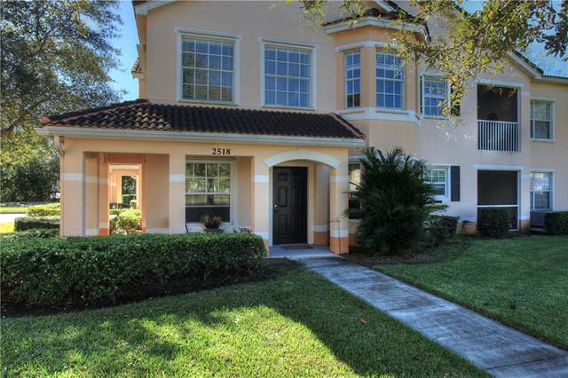 2518 57th Circle #2518, Vero Beach, FL 32966 (MLS #240118) :: Billero & Billero Properties