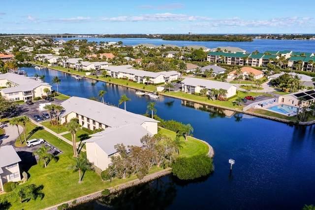 1830 Robalo Drive 107B, Vero Beach, FL 32960 (MLS #240120) :: Billero & Billero Properties