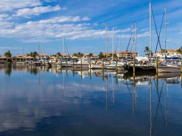 5220 W Harbor Village Drive #101, Vero Beach, FL 32967 (MLS #240128) :: Billero & Billero Properties