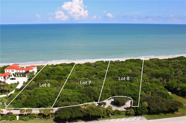 211 S Blue Wave Lane, Vero Beach, FL 32963 (MLS #240133) :: Team Provancher | Dale Sorensen Real Estate