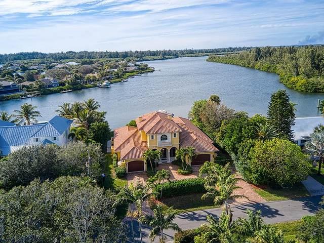 4701 Sunset Drive, Vero Beach, FL 32963 (MLS #240139) :: Billero & Billero Properties