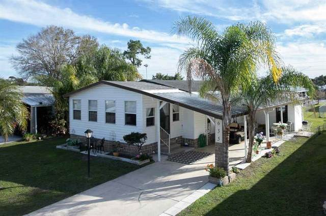 635 Puffin Drive, Barefoot Bay, FL 32976 (MLS #240157) :: Billero & Billero Properties