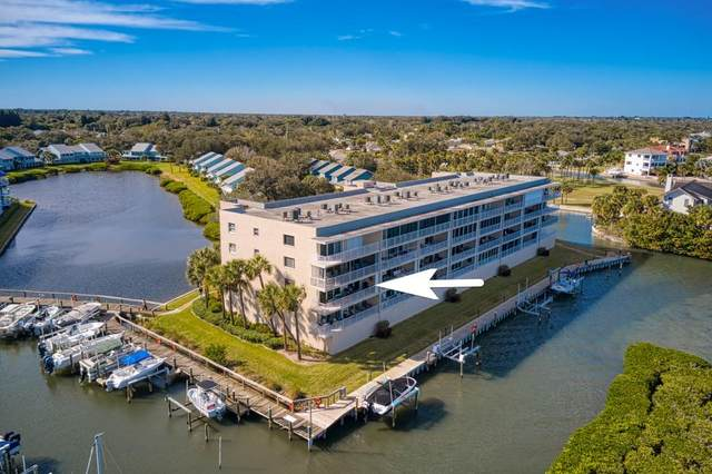 6031 River Run Drive #6031, Sebastian, FL 32958 (MLS #240161) :: Billero & Billero Properties