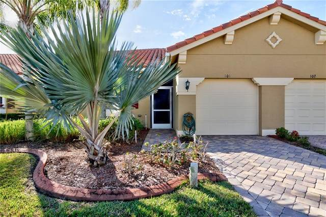 6395 Oxford Circle 101A, Vero Beach, FL 32966 (MLS #240176) :: Billero & Billero Properties