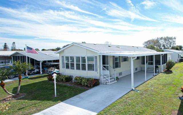 815 Periwinkle Circle, Barefoot Bay, FL 32976 (MLS #240182) :: Billero & Billero Properties