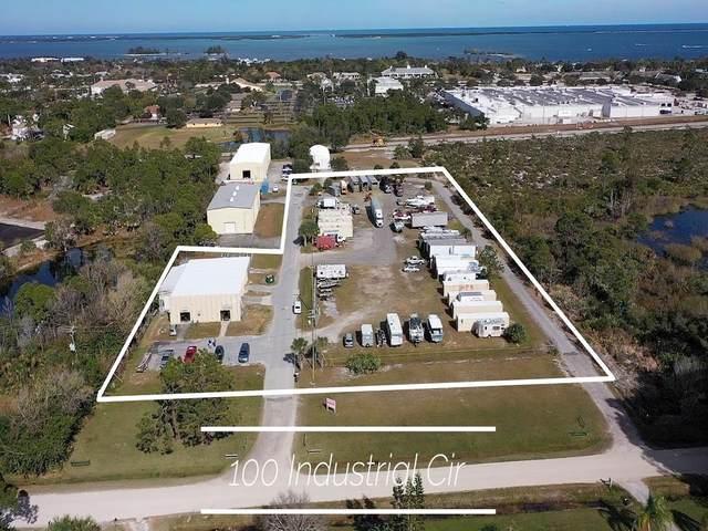 100 Industrial Circle, Sebastian, FL 32958 (MLS #240221) :: Billero & Billero Properties