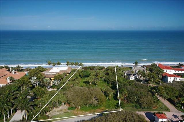 330 N Blue Wave Lane, Vero Beach, FL 32963 (MLS #240234) :: Team Provancher | Dale Sorensen Real Estate