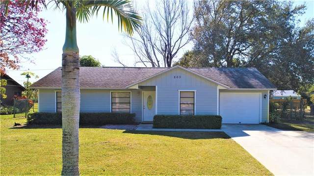 865 Highland Drive, Vero Beach, FL 32962 (MLS #240261) :: Team Provancher   Dale Sorensen Real Estate