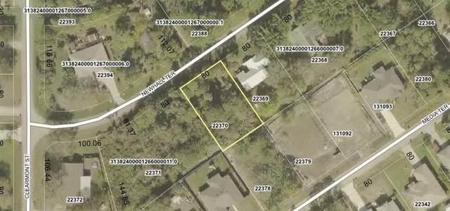 762 Newhall Terrace, Sebastian, FL 32958 (MLS #240308) :: Billero & Billero Properties