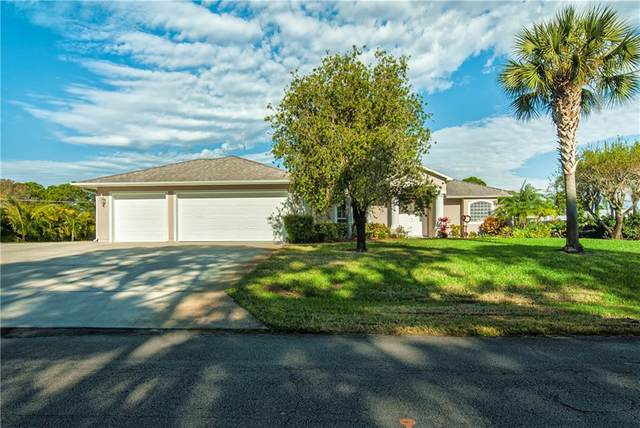 741 Rosebush Terrace, Sebastian, FL 32958 (MLS #240327) :: Billero & Billero Properties