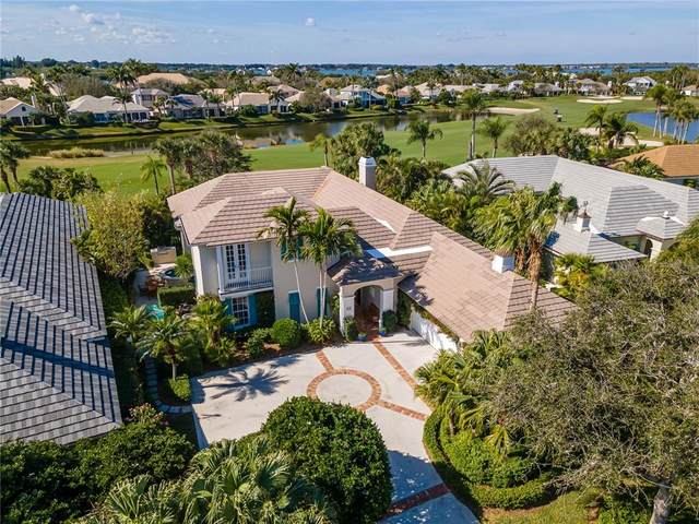 812 Pembroke Court, Vero Beach, FL 32963 (MLS #240335) :: Team Provancher | Dale Sorensen Real Estate