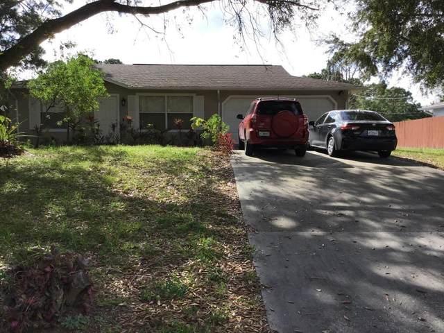 865 17th Lane SW, Vero Beach, FL 32962 (MLS #240409) :: Team Provancher   Dale Sorensen Real Estate