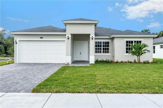 2157 Bridgehampton Terrace, Vero Beach, FL 32966 (MLS #240474) :: Dale Sorensen Real Estate