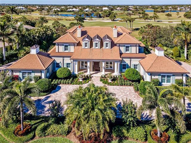 240 Seabreeze Court, Vero Beach, FL 32963 (MLS #240484) :: Team Provancher | Dale Sorensen Real Estate