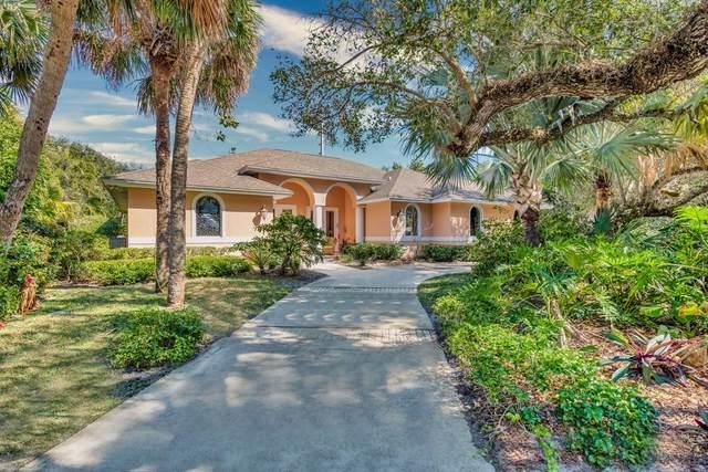 4676 Pebble Bay S, Indian River Shores, FL 32963 (MLS #240595) :: Billero & Billero Properties