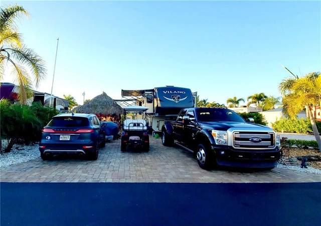 520 SW 39 Terrace #81, Okeechobee, FL 34974 (MLS #240745) :: Team Provancher | Dale Sorensen Real Estate