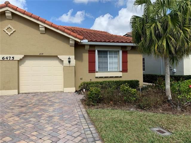 6475 Oxford Circle #104, Vero Beach, FL 32966 (MLS #240805) :: Billero & Billero Properties