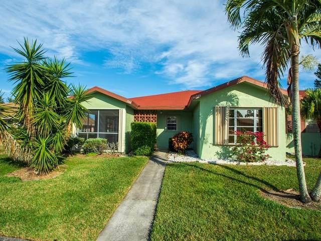 1764 Lakefront Boulevard 1764-A, Fort Pierce, FL 34982 (MLS #240984) :: Billero & Billero Properties