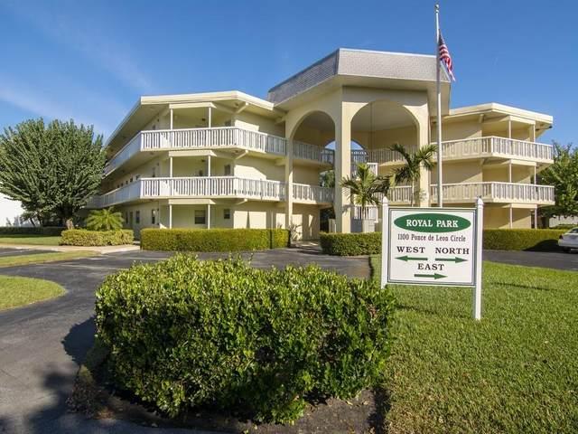 1100 Ponce De Leon Circle N306, Vero Beach, FL 32960 (MLS #241000) :: Billero & Billero Properties