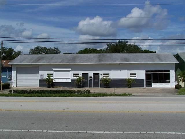 65 43rd Avenue, Vero Beach, FL 32968 (MLS #241005) :: Kelly Fischer Team