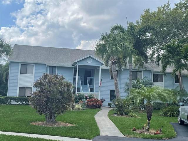 9635 Riverside Drive 17B-4, Sebastian, FL 32958 (MLS #241029) :: Billero & Billero Properties