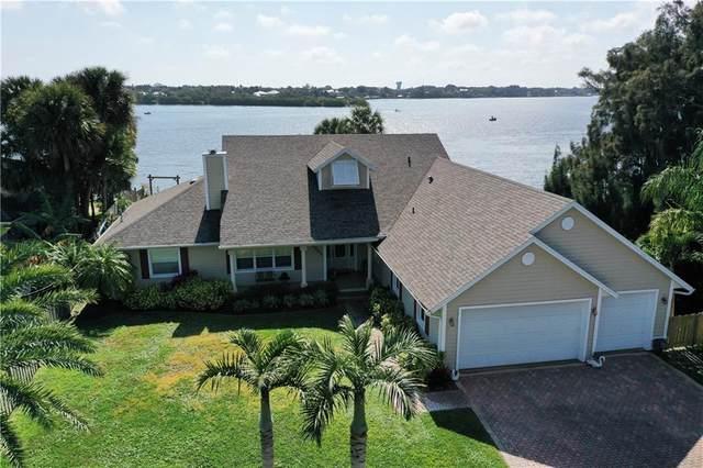 3901 Canal Drive, Micco, FL 32976 (MLS #241073) :: Billero & Billero Properties
