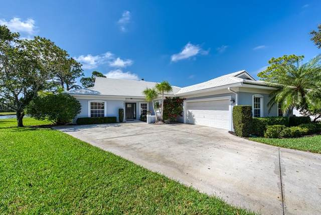 5837 Magnolia Lane #5837, Vero Beach, FL 32967 (MLS #241158) :: Team Provancher | Dale Sorensen Real Estate