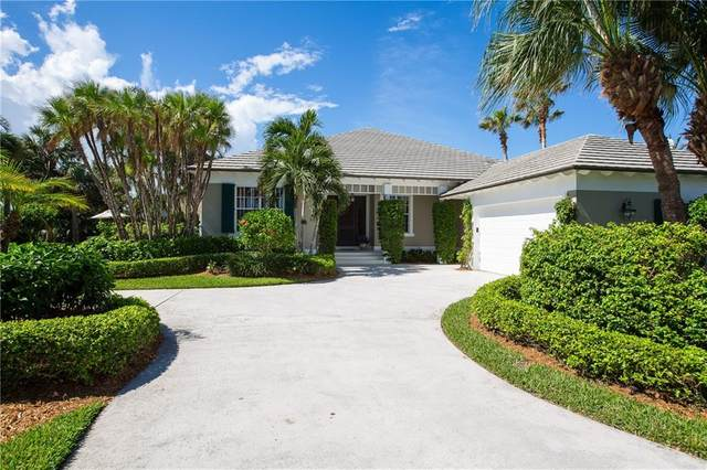 80 Club House Court, Vero Beach, FL 32963 (MLS #241214) :: Team Provancher | Dale Sorensen Real Estate
